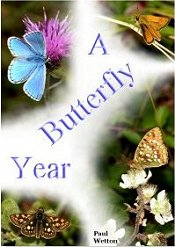 A Butterfly Year A film DVD showing all of the Mainland British Butterflies