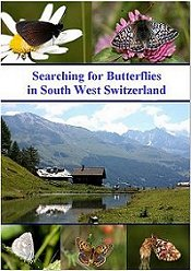 A DVD Film showing the Butterflies of South West Switzerland